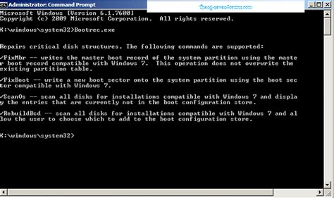 recover windows 7 boot on dual boot system with grub