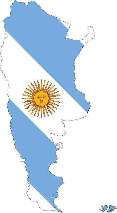 Argentina Flag Outline by Argentina Flag Outline Www Imgkid The Image Kid Has It