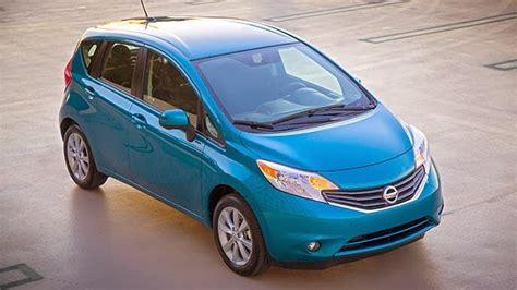 2014 Nissan Versa Hatchback Autos Weblog
