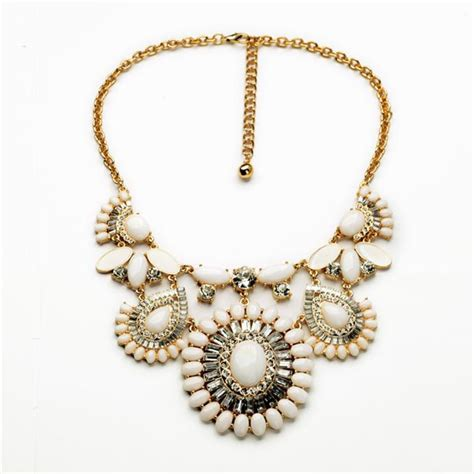 free shipping noble jewelry big necklace big