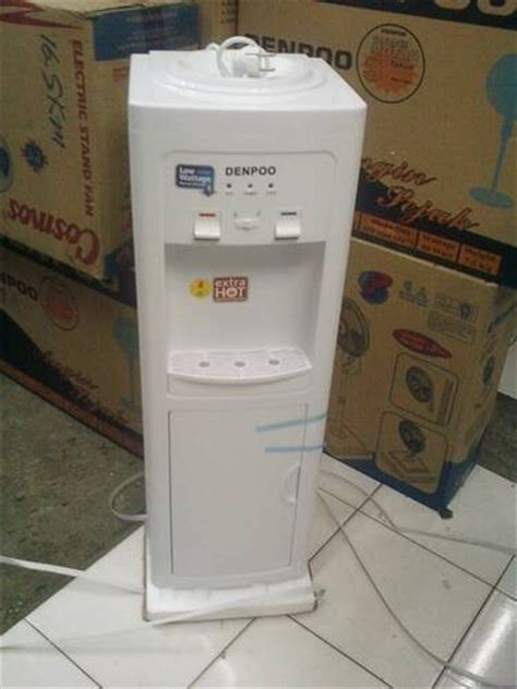 Dispenser Denpoo Ddk 1105 jual dispenser low watt common 022
