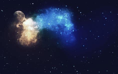 wallpaper galaxy young 1 mond nacht sterne hintergrundbilder mond nacht sterne