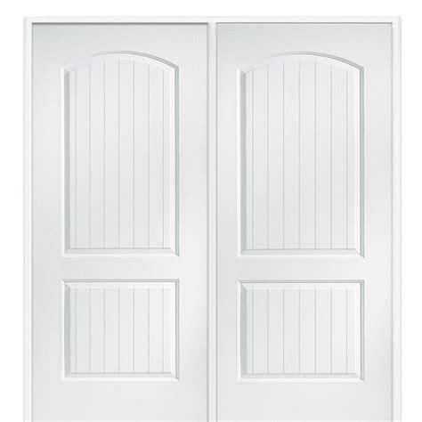 mmi door 74 in x 81 75 in classic clear glass 1 lite mmi door 74 in x 81 75 in primed composite santa fe