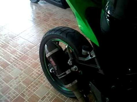 Knalpot Racing Kawasaki Fi 250 Two Brotther Gp1 High Quality yoshimura r77 system kawasaki z250 hd funnycat tv