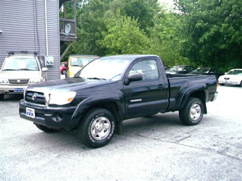 2007 Toyota Tacoma Regular Cab Used Cars Concord Auto Financing Bow Canterbury Price Auto
