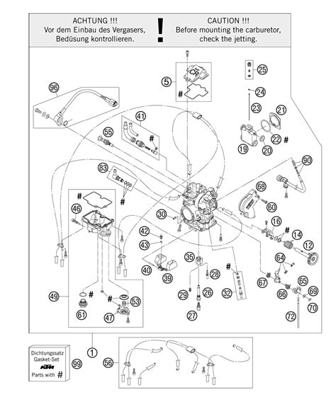 ktm 250 exc wiring diagram 2009 ktm 250 exc review