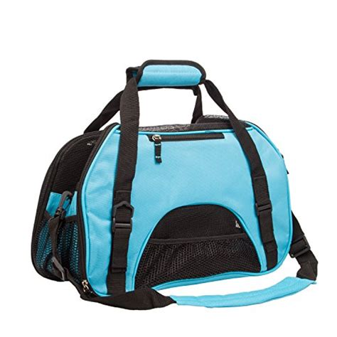 approved comfort pettom 174 pet carrier for dogs cats comfort airline