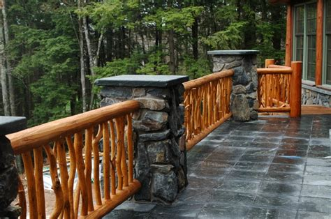 Patio Rails by 1000 Images About Railings On Railing Design