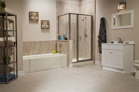 bathroom redesign home town restyling bathtub shower replacement cedar