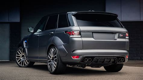 range rover supercharged sport project kahn land rover sport 5 0 v8 supercharged svr pace