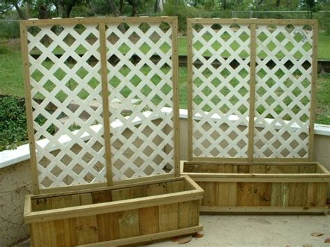 Portable Trellis Screen 25 Best Ideas About Deck Privacy Screens On