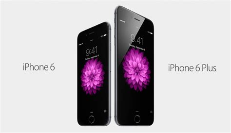iphone 6 dan iphone 6 plus produk terbaru apple