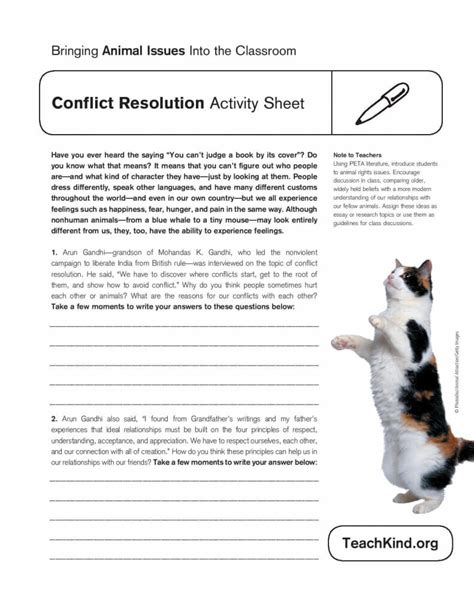 Conflict Resolution Worksheets For Adults by Conflict Resolution Worksheets For Adults Worksheets