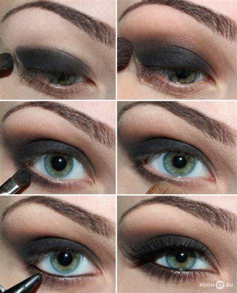 dark makeup tutorial top 10 amazing black eye makeup tutorials pretty designs