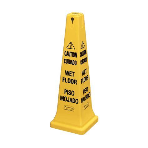 3m 12 in orange pvc non reflective safety cone 90127
