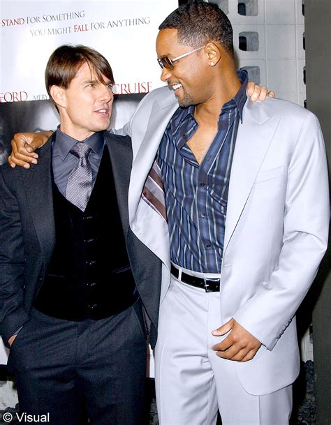 Will Smith Turned Tom Cruises Invite To Be A Scientologist by Tom Cruise Et Will Smith On Ne Les Imaginait Pas
