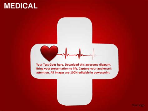 medical symbol powerpoint templates medical powerpoint presentation templates