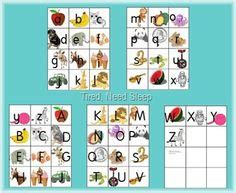 printable alphabet go fish cards kindergarten writing alphabet and the beginning on pinterest