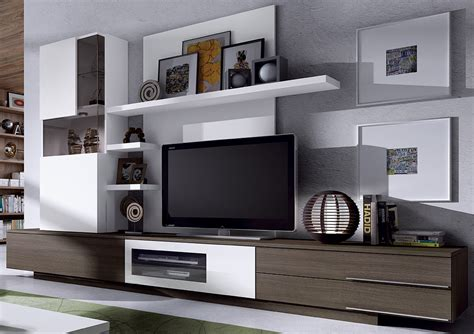 muebles de salon  ahorrar espacio  tenerlo ordenado
