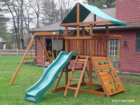 gorilla outing iii swing set gorilla playsets swing set installation ma ct ri nh me