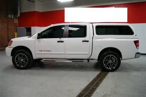 automobile air conditioning service 2009 nissan titan free book repair manuals purchase used 2009 nissan titan 4x4 power seats running boards matching topper nice lqqk in