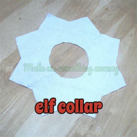printable elf collar pattern 852 best elf on the shelf images on pinterest christmas