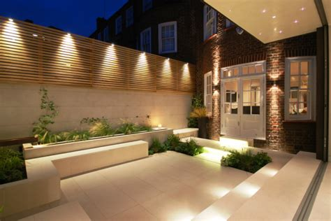 lights on fence ideas garden fence lighting ideas that will your garden shine