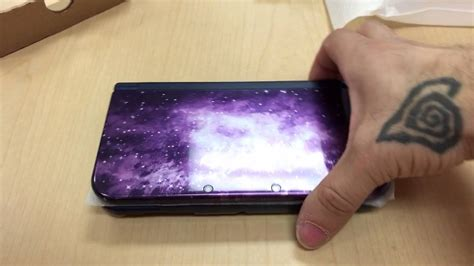 new galaxy new 3ds xl new galaxy style unboxing