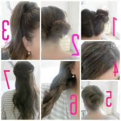 Cute Hairstyle Step By Step by Cute And Easy Long Hairstyles For Step By Step