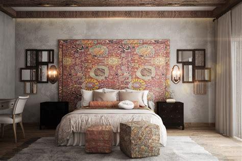 idee  arredare la camera da letto  stile