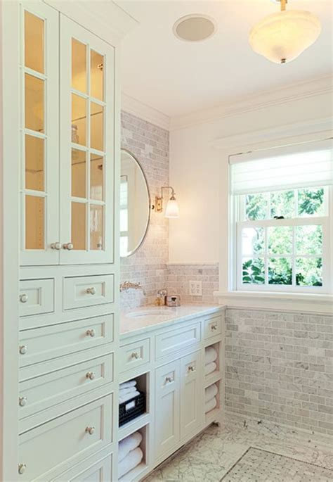 best 20 bathroom built ins ideas on small