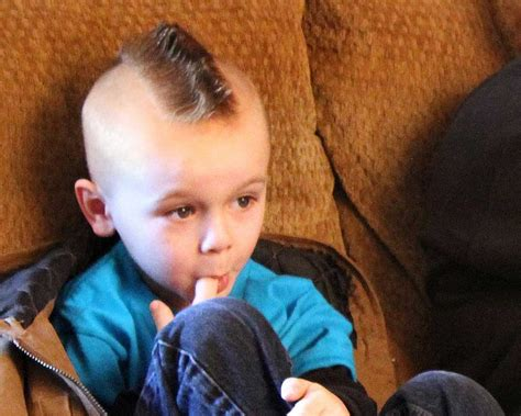 haircut for 5 year boys 5 year old boy in ohio suspended from kindergarten for