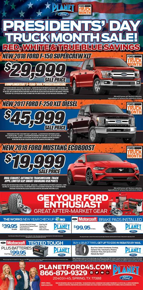 Planet Ford by Planet Ford Houston New Car Release Information