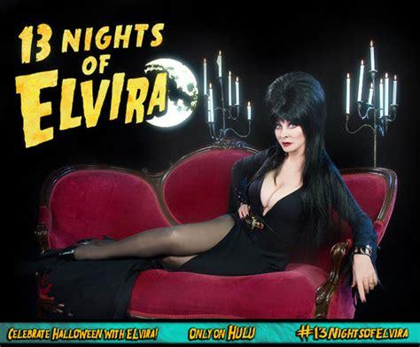 Seprei Set Elvira by Peterson Archives Dread Central