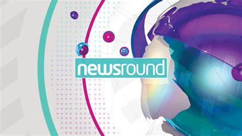 bbc newsround rebrand 2014 on behance
