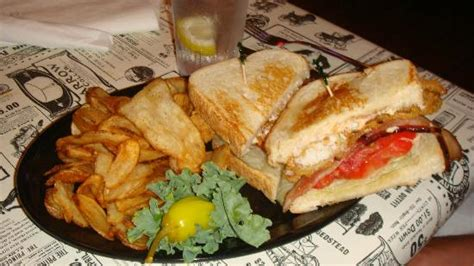 Palmetto Oyster House by Soft Shell Crab Blt Amazing 9 99 Picture Of Palmetto