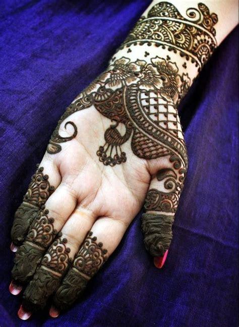 latest arabic mehndi designs collection