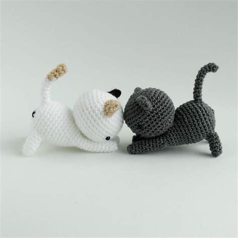 amigurumi pattern easy easy crochet amigurumi cat with pattern crafts ideas free