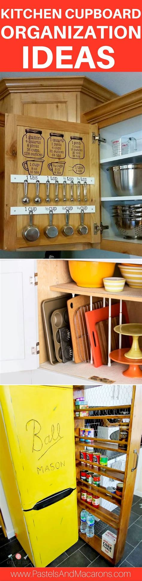 kitchen cupboard organizing ideas diy kitchen cupboard organizing ideas and hacks to help