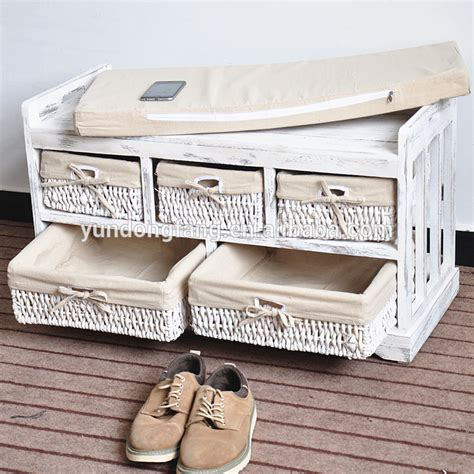 ottoman with drawers storage design bedroom furniture ottoman with storage drawers