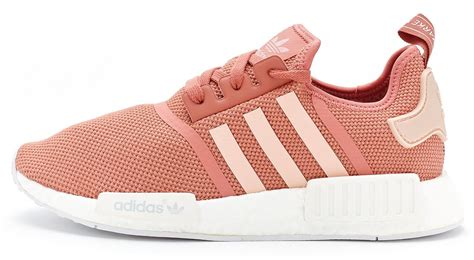 Po Nmd R1 Primeknit Salmon adidas nmd r1 primeknit trainers in vapour pink s76006 ebay