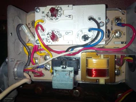 honeywell aquastat wiring diagram get free image