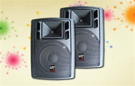 Speaker Pasif Toa speaker pasif professional platinum audio sound system
