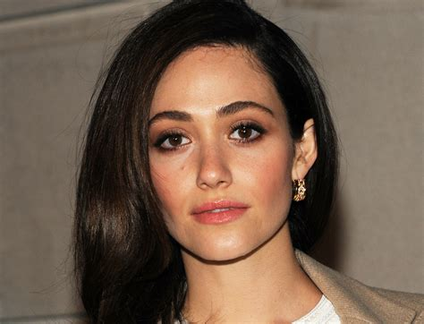 emmy rossum looks like emmy rossum doesn t care what her wedding dress looks like