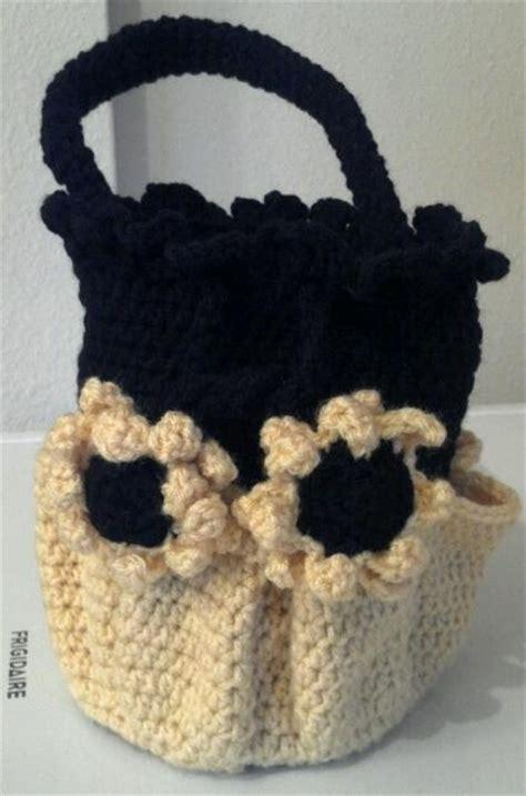 crochet pattern for bingo bag bingo bag things i have made pinterest