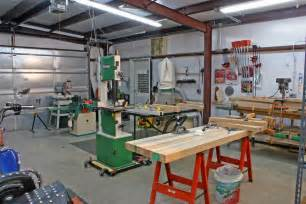 Garage Shop Design Ideas Woodworking Shop Layout Ideas