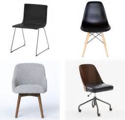 Comfortable Desk Chair Without Wheels Design Ideas On The Hunt For A Stylish Office Chair