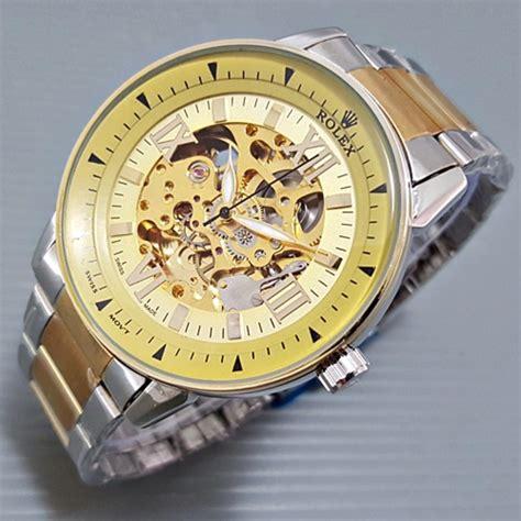 harga promo jam tangan pria automatic cowo big size