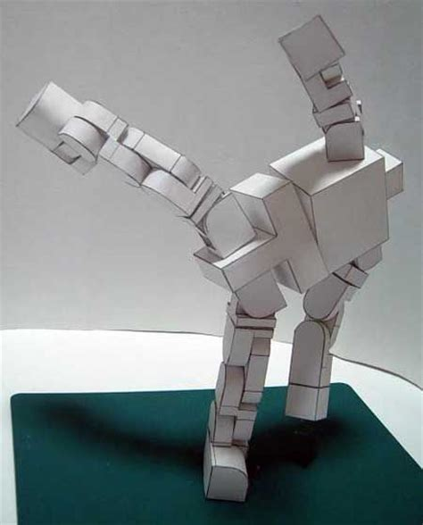 Robot Papercraft - the world s catalog of ideas