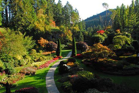 The Sunken Gardens by The Sunken Garden Photograph By Bauer
